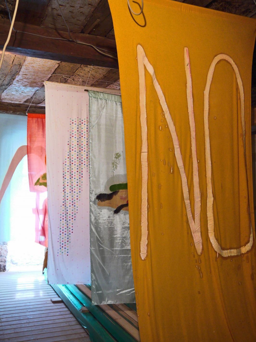 Better than your neighbour! | Christian Jankowski, Florian Meisenberg, Nicole Morris, Felix Oehmann, Laura Schawelka, Stuart Semple und Matthias Tharang | 29.03. — 28.05.2014
