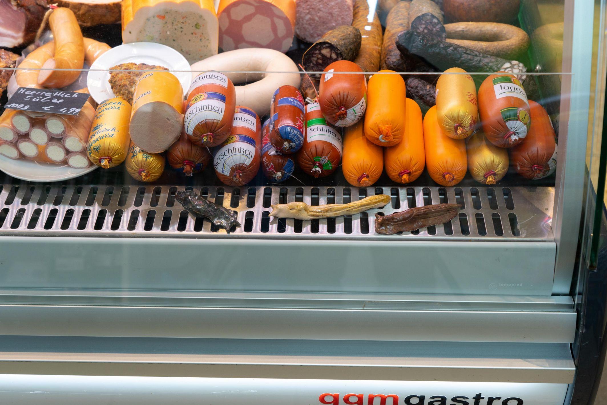 nicht Fisch, nicht Fleisch | Dominika Bednarsky | 18.07. — 26.09.2021
